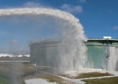 Verifica delle prestazioni dei sistemi antincendio