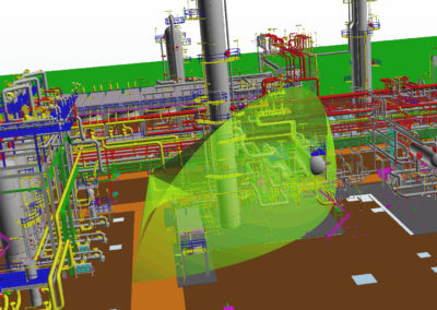 Fire & Gas systems design (F&G mapping)